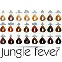 JUNGLE FEVER COLOR CHART SMALL