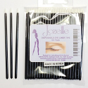JOZELLE DISPOSABLE EYE LINER TIPS 50PK
