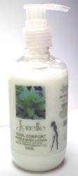 JOZELLE COOL COMFORT HAND AND BODY LOTION 250ML